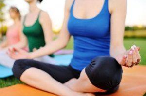 Kondiční cvičení žen